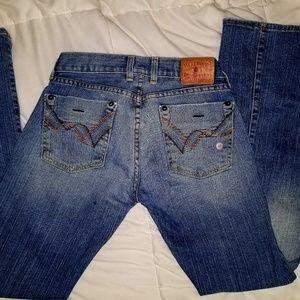 Lucky brand Dungarees girls pants